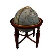 Antique Globe